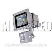 Светодиодные прожекторы с датчиком движения фото