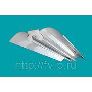 Энергосберегающий светильник с люминесцентными лампами 2х58 фото