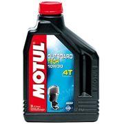 Моторное масло Motul Outboard TECH 4T 10W-30 (2 л)