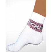 Шкарпетки вишиті жіночі 3622 фото
