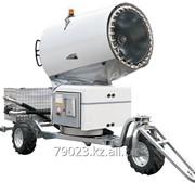 Туманная Пушка Апач А-75- это промышленная установка для подавления пыли/смога фото