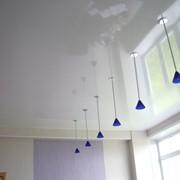 Натяжные потолки без шва фото