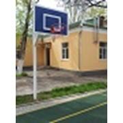 Стойка баскетбольная фото