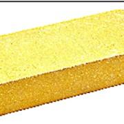 Кирпич лицевой гладкий Желтый