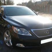 Прокат авто- Lexsus 460 фото