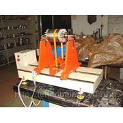 Станок для балансировки якорей электродвигателей и других роторов ТБ 50 фото