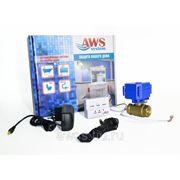 Защита от протечек воды AWS Базовая 2 крана * 25 мм фото