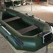 Лодка Аргонавт 250ТР ПВХ фото
