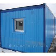 Блок-контейнер 6,0х2,4м фотография
