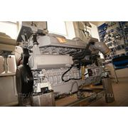 Судовой дизельный двигатель Vetus DTA 66