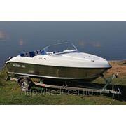 Алюминиевая моторная лодка Бестер 480 фото