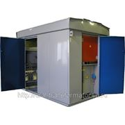 Подстанция КТП-100,КТП-100 6 0,4,КТП-100 10 0,4,КТП 100 ква фотография