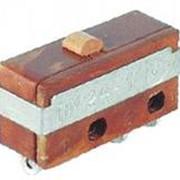 Микропереключатели ПМ24-1, ПМ24-2 фото