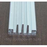 Профиль алюминиевый АП785 для светодиодных лент и линеек фото