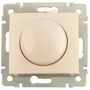 Legrand 774161 Светорегулятор поворотный, 400Вт, слоновая кость Valena