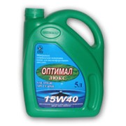 Моторное масло Оптимал 15W40 Люкс фото
