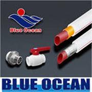 Трубы полипропиленовые марки BLUE OCEAN фото