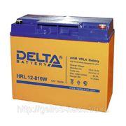 Аккумулятор DELTA HRL 12-810W 185Ач фотография