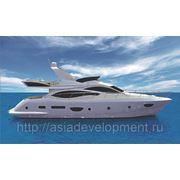 Моторная яхта Primacy 62' фото