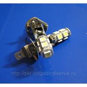 Автомобильные светодиодные лампы H1 9SMD