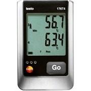 Регистратор температуры - логгер температуры testo 176 T4 фото