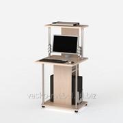 Стол для ноутбука KC 20-32 М1 Дуб молочный фото