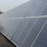 Автономная солнечная станция фото