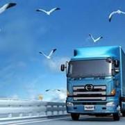 Перевозка грузов автотранспортом фото
