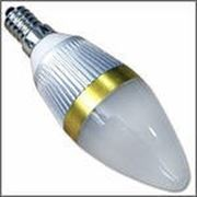 Лампа светодиодная NORD Ni3А50 (3W E27/E14 oem)
