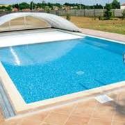 Строительство бассейнов. фото