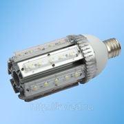 Лампа светодиодная уличная Е40, 30W 360° фото