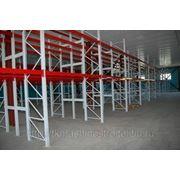 Складские стеллажи, проектирование склада под ключ фото