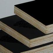 Фанера Ламинированная 21мм 1 сорт коричневые фото