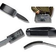 Ремень нож фото