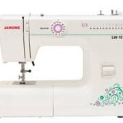 Машины бытовые швейные Швейная машина JANOME LW-10 (7 строчек) фото