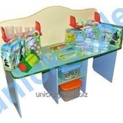 Стол дидактики М-495 130х52х100 фото
