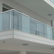 Изготовление Окна - витражи (алюминиевые, металлопластиковые) фото