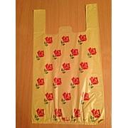 Пакет полиэтиленовый Майка 30х52,уп/50 фото