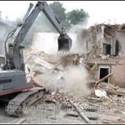 Демонтаж строений в Казани