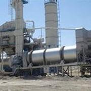 Асфальтобетонный завод LB500 фото