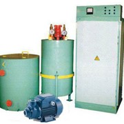 Котел cерии КЕВ производительность 1,74-17,4 МВт (твердое топливо) КЕВ-6,5-14-115 С-О (ТЛЗМ)