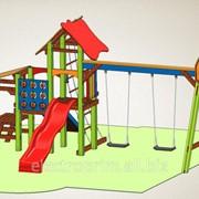 Игровой комплекс модель H03 фото
