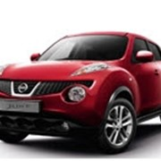 Машины кроссовер Nissan Juke фото