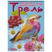 Корм для декоративных и певчих птиц 500 г Вим Трель фото