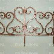 Заборы декоративные фото