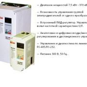 Насосные преобразователи частоты EI-P7012 фото
