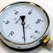 Мановаккумметр -1....24 кгс\см МВТ-100 фото