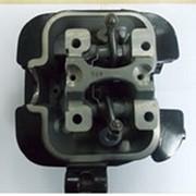 Головка цилиндра в сборе XY250-5A фото