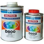 PPG Лак D800 1л + отверд. D802 0,5л фотография