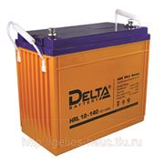 Аккумулятор DELTA HRL 12-140 фото